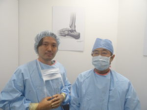 院長海外セミナー報告]Arthrex Knee Cadaver Training in